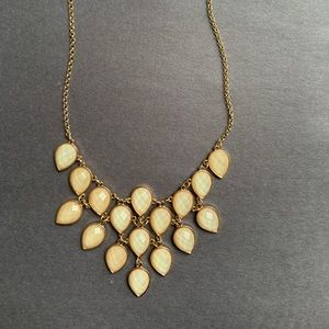 Beautiful Neutral Color Necklace